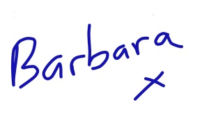barbara jane made signature