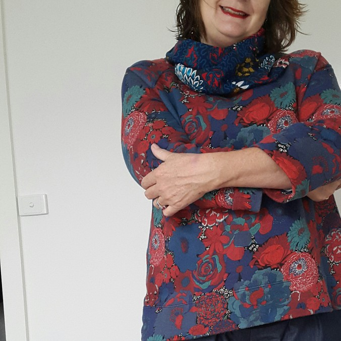barbarajane made Style Arc in Liberty