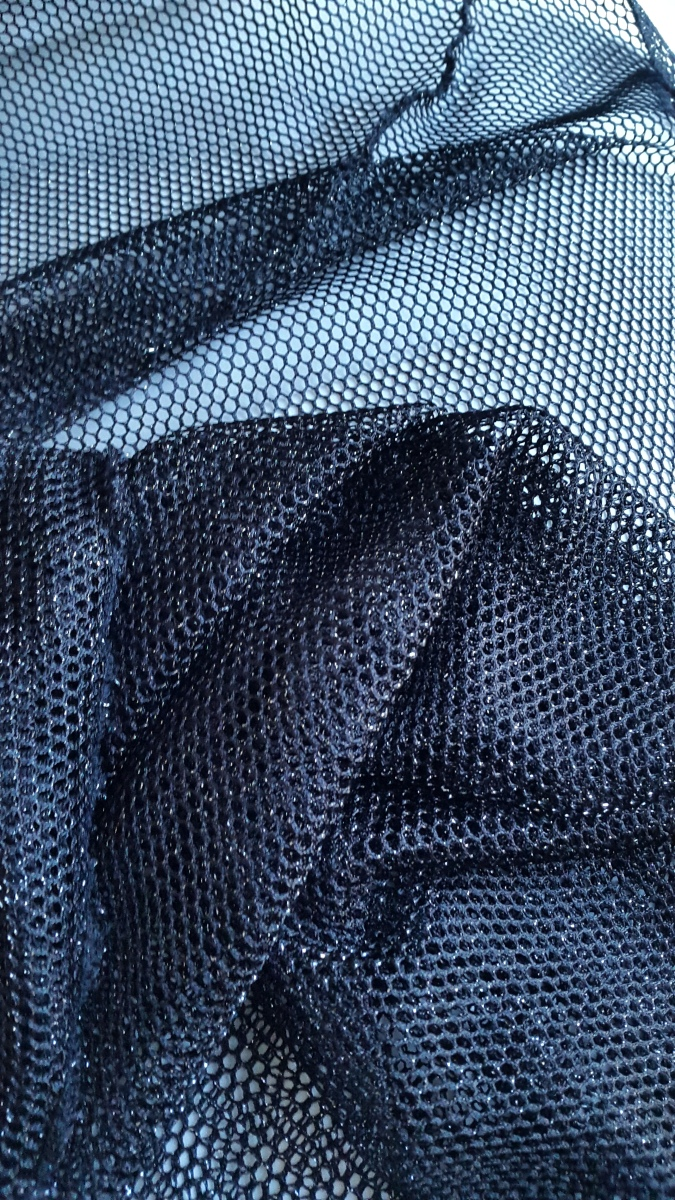 Mesh - fabric of the moment?